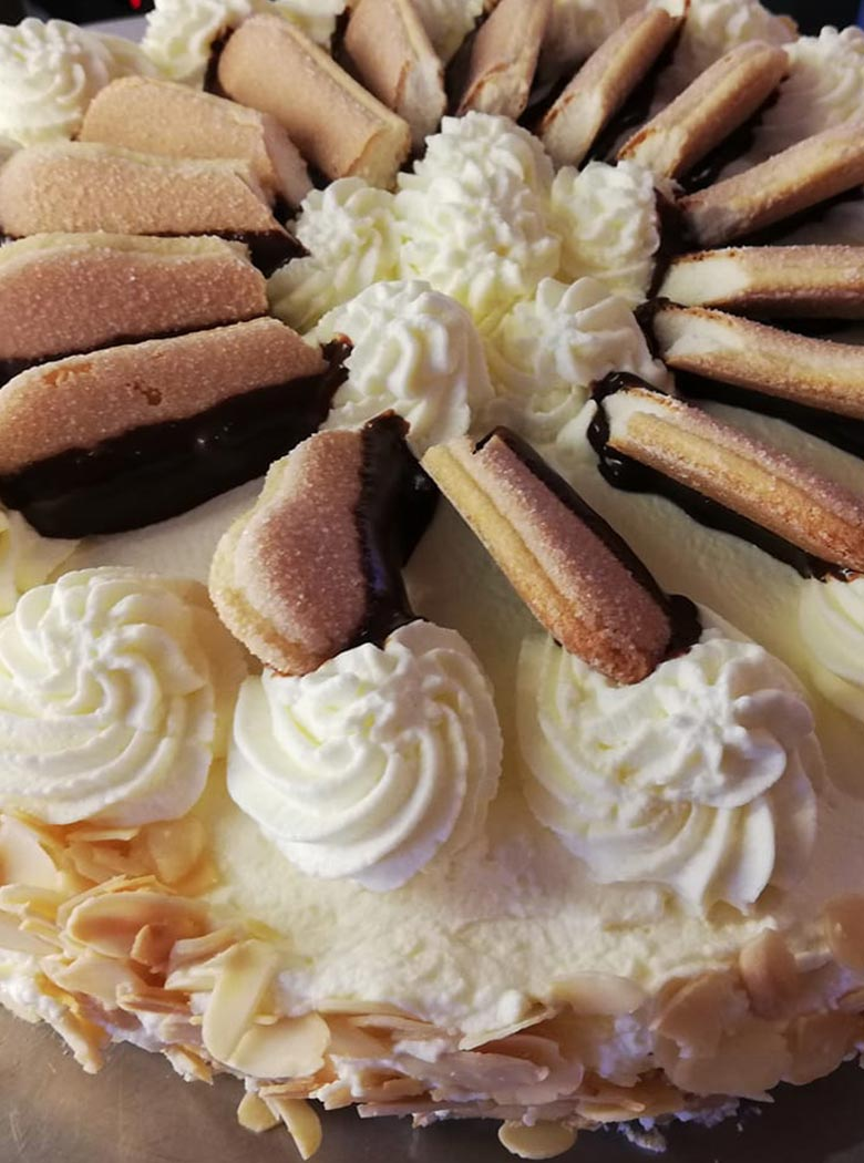 KunstCafe Stegersbach: Kuchen & Torten