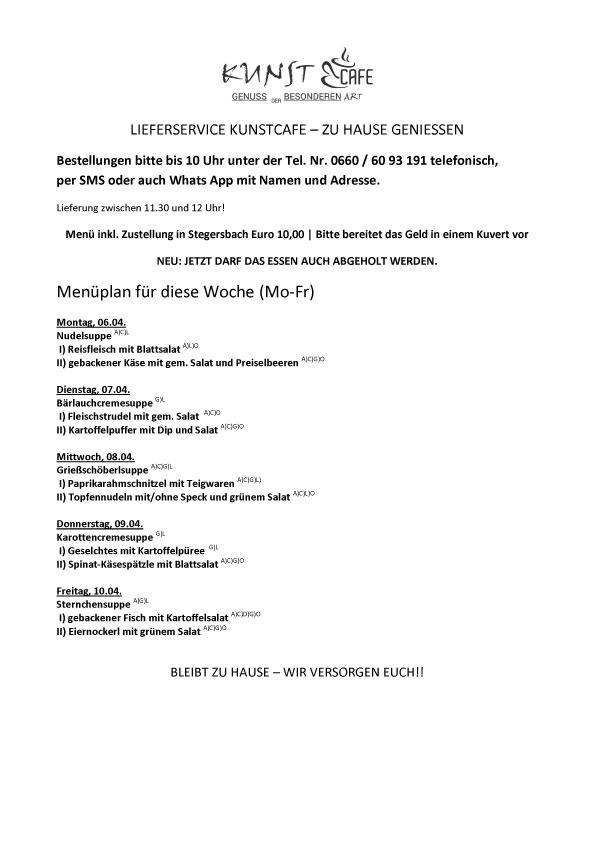 KUNSTCAFE-Menüplan-KW15